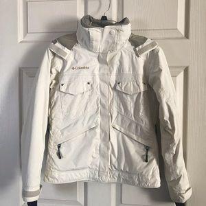 Columbia titanium sky jacket